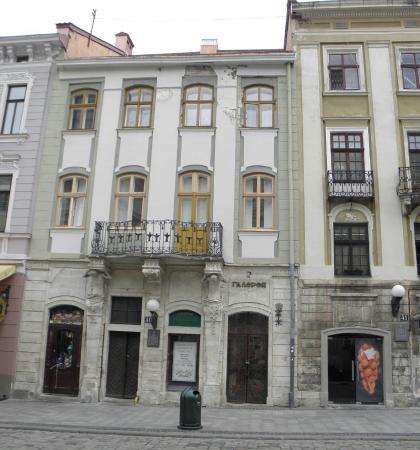 Zuchorowicz's Palace
