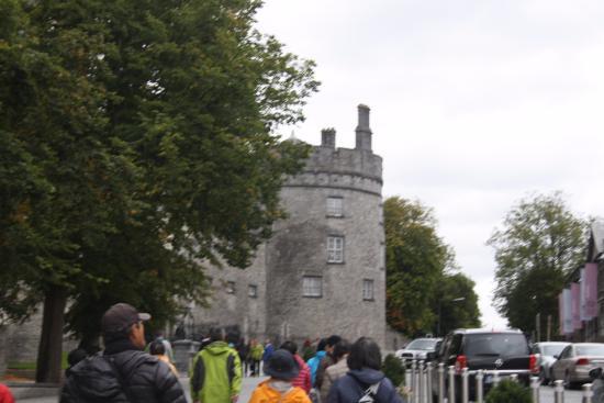 Kilkenny, Irland: Castle