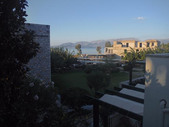 Stavros Tou Notou : Hotel view from room balcony