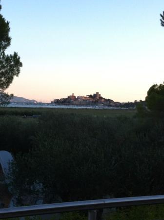 Talamone Camping Village: panorama dal campeggio