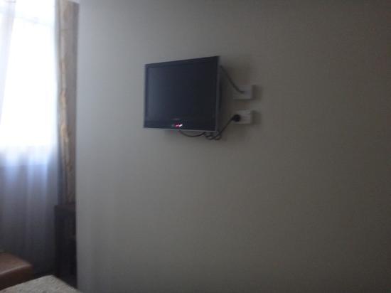 City Lodge: Телевизор