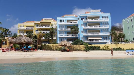 Blue Bay Lodges: Apartment buildings