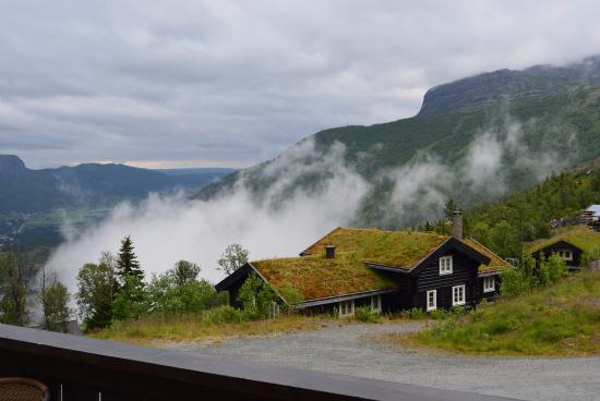 Skarsnuten Fjellandsby Apartments: Utsikt fra Nuten 1