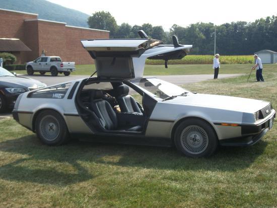 Tipton, Pensilvania: Bristish Car Show