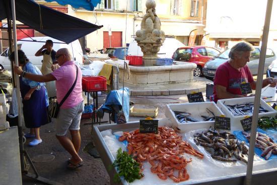 Fish market 3 picture of place saint francois nice for Fish market cincinnati