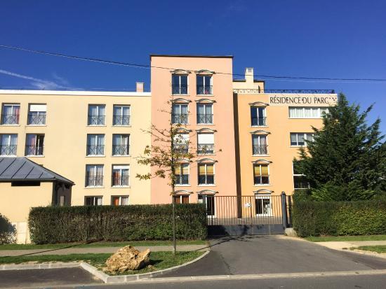 hotel photo de residence du parc val d 39 europe. Black Bedroom Furniture Sets. Home Design Ideas