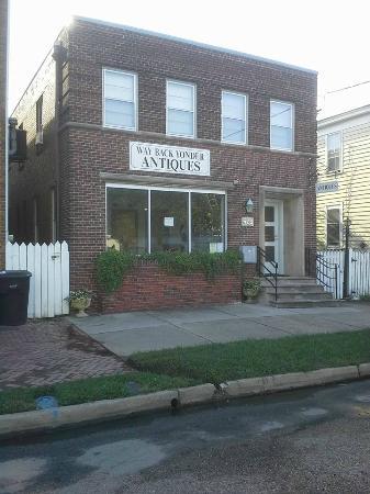 Way Back Yonder Antiques 462 Washington Street