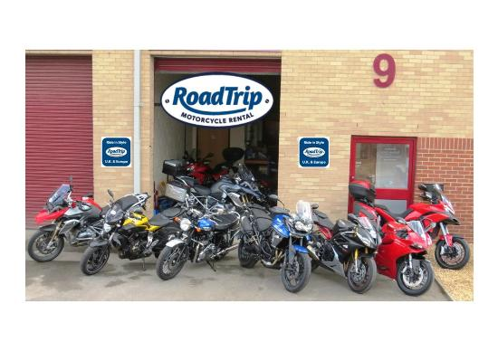RoadTrip Motorcycle Rental