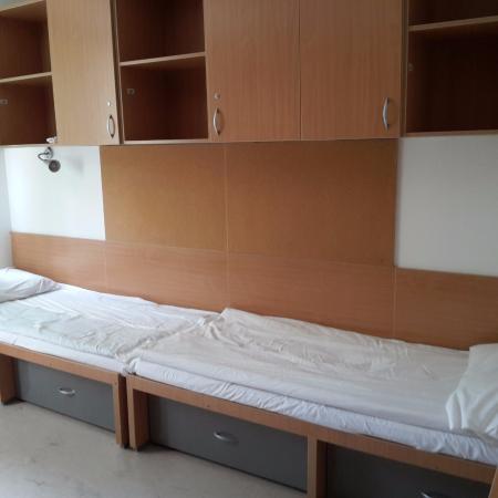 City Hostel Corvin: camera da letto