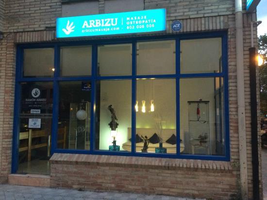 Arbizu Massage