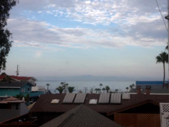 El Terado Terrace: View from the hotel