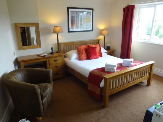 The Ryebeck: bedroom