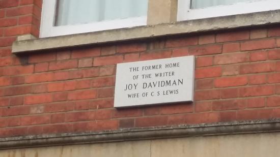 C. S. Lewis House: dom żony C.S. Lewis