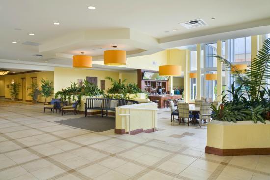 Hilton Melbourne Beach Oceanfront: Lobby