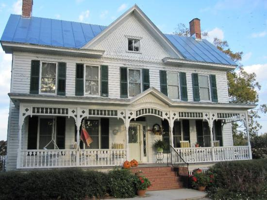 Bed And Breakfast Hertford Nc