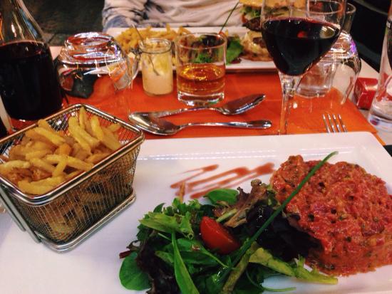 Restaurant Le Petit Charbon Nantes