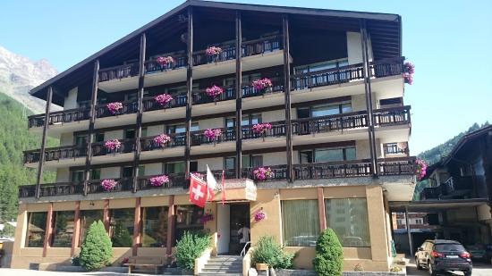 Etoile Hotel Guest House Reviews Saas Grund Switzerland