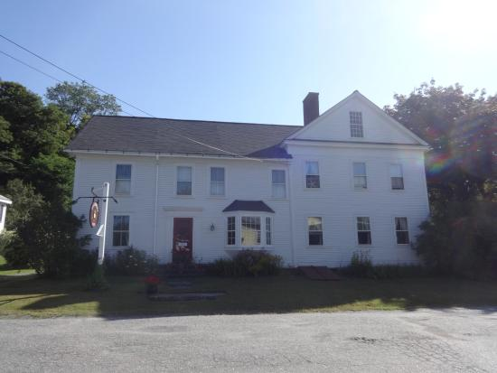 Piermont, NH: Front on Church Street