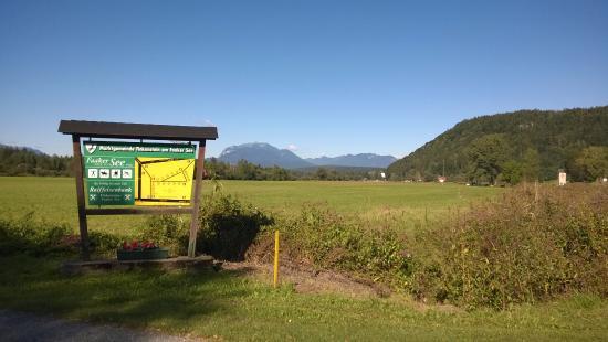 Ledenitzen, Austria: Insegna!!