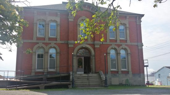 Pictou, كندا: Customs House Inn