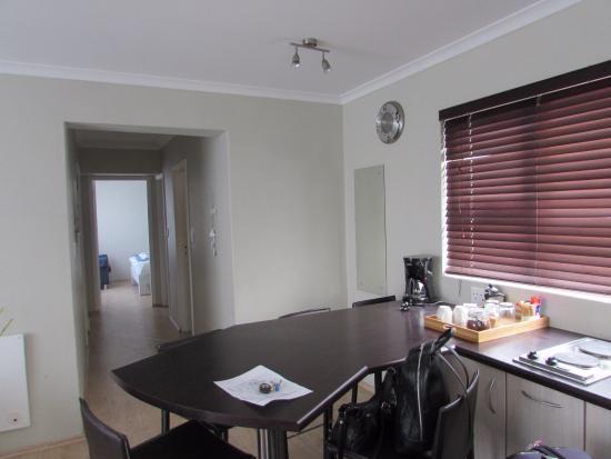 Swakopmund Guesthouse: Küche