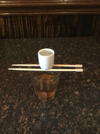 Hibachi Steakhouse and Sushi Bar: Sake Bombs Are A Fun Way To Get The Party Started!
