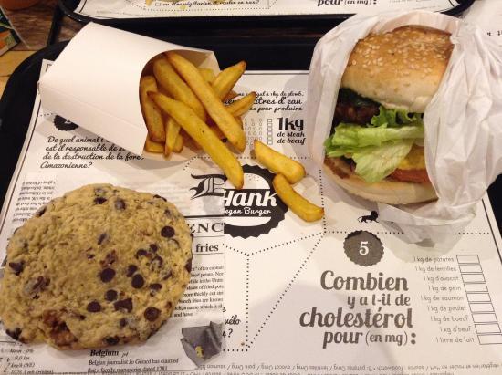 Hank Restaurant A Paris