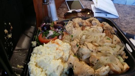 Saad S Halal Restaurant En Platter