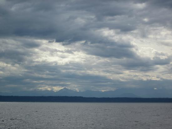 Edmonds, WA: view from Meadowdale Beach