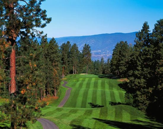 Gallagher's Canyon Golf & Country Club : Gallagher's Canyon Golf Club Hole 15