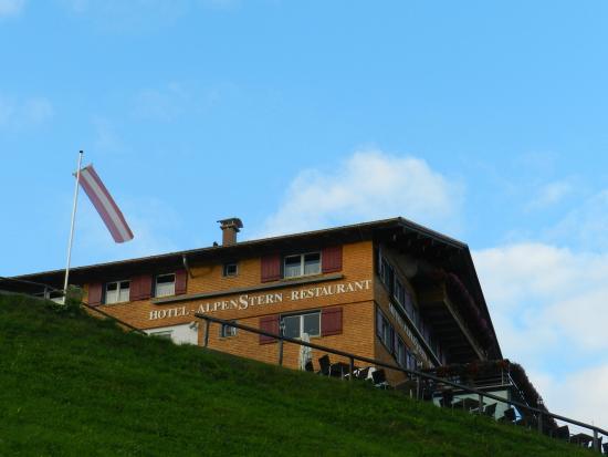 L Hotel Bild Von Hotel Alpenstern Damuls Tripadvisor