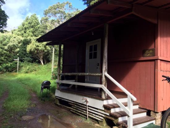 Kokee Lodge: Cabin 3