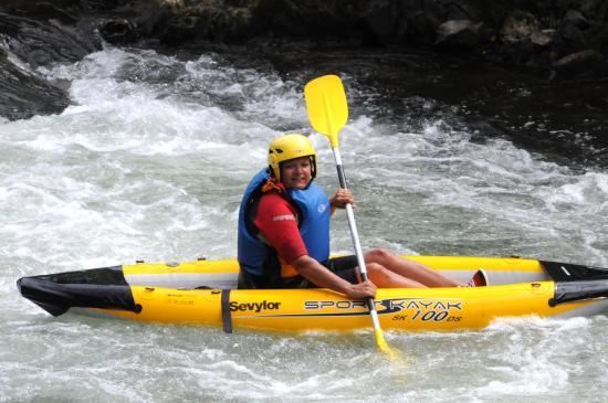 Ur Bizia Rafting: Kayaking