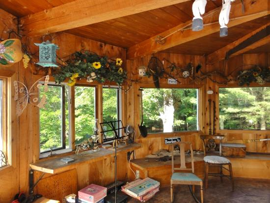 Algonquin Highlands, Kanada: Depuis le haut de la maison