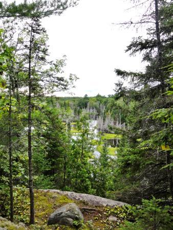Algonquin Highlands, Kanada: Toujours la ballade