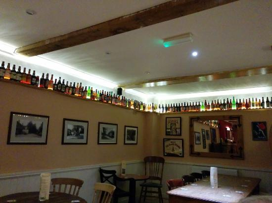 Milton, UK: Beer Collection