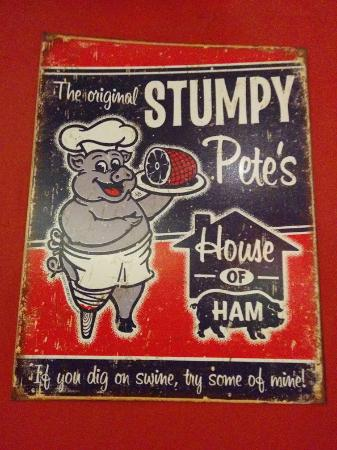 Milton, UK: Stumpy Pete's