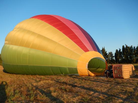 montgolfiere apt
