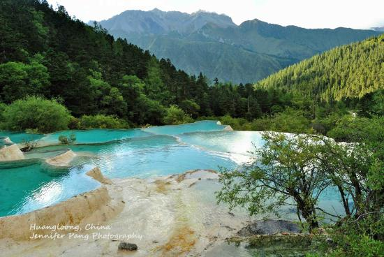 World Heritage Network - Huanglong Scenic Valley Adventure Tours