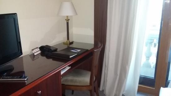 Hotel El Avenida Palace: Quarto