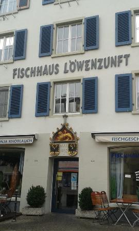 Fischhaus Lowenzunft