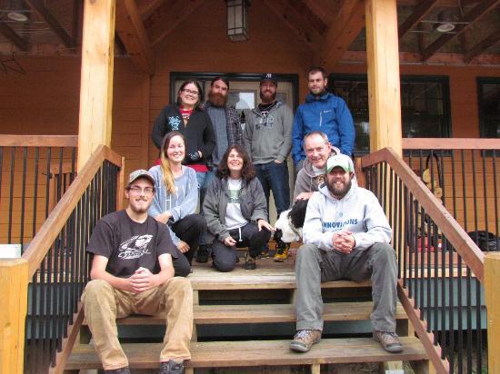 Chapleau, كندا: Work Crew 2015