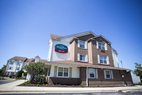 TownePlace Suites Cleveland Streetsboro: Exterior