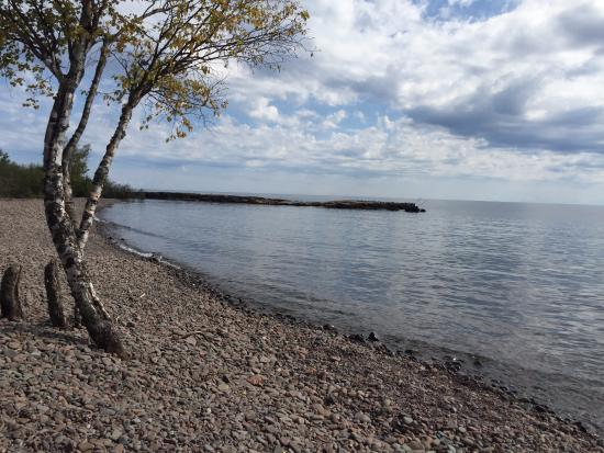 Grand Marais RV Park and Campground : North Shore