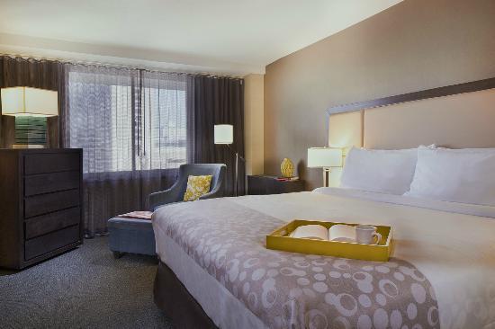 Master Bedroom at The Windsor Suites