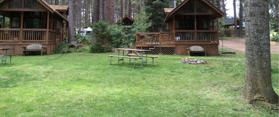 Cold Springs Resort and RV Park: Beautiful & quiet! The perfect peaceful getaway!