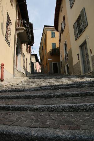 Tornoalago : The steps of Torno