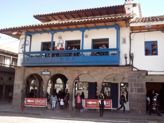 Fachada do hotel foto de plaza de armas cusco hotel cusco