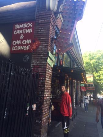 Bimbo's Cantina
