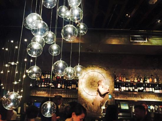 Abc Cocina Bar Lighting Picture Of New York